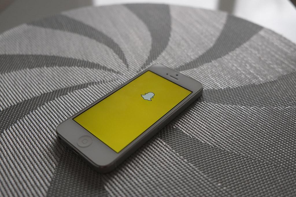 Image result for snapchat flickr