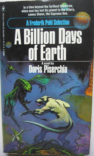 A Billion Days of Earth - Doris Piserchia