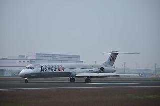 RP-C8709_McDonnell Douglas MD-82 (DC-9-82)_Astro Air Inter