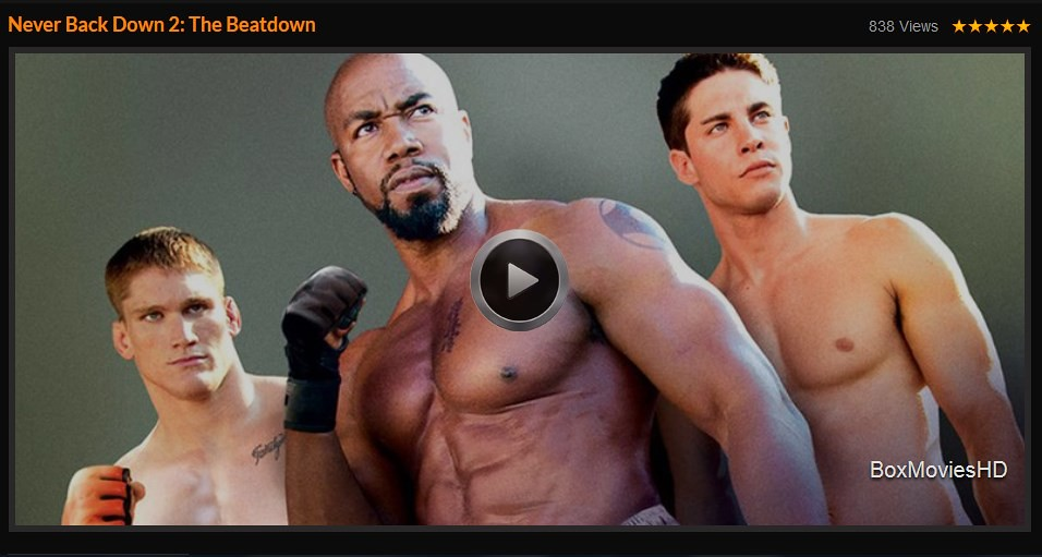 Never Back Down 2: The Beatdown Full Movie Streaming HD | Flickr
