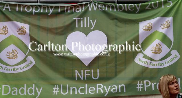 North Ferriby United vs Wrexham FC