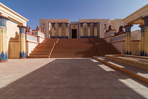 Cleopatra Palace | by blieusong