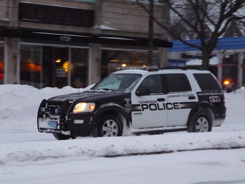 Cambridge PD Ford Explorer | by JLaw45
