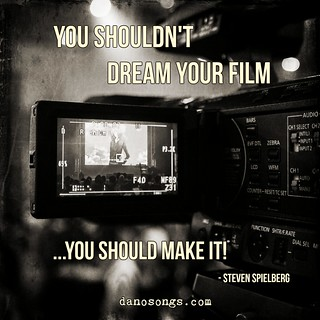 You shouldn't dream your film | by DanoSongs.com Royalty Free Music