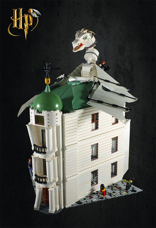 LEGO® Harry Potter: Escape from Gringotts!