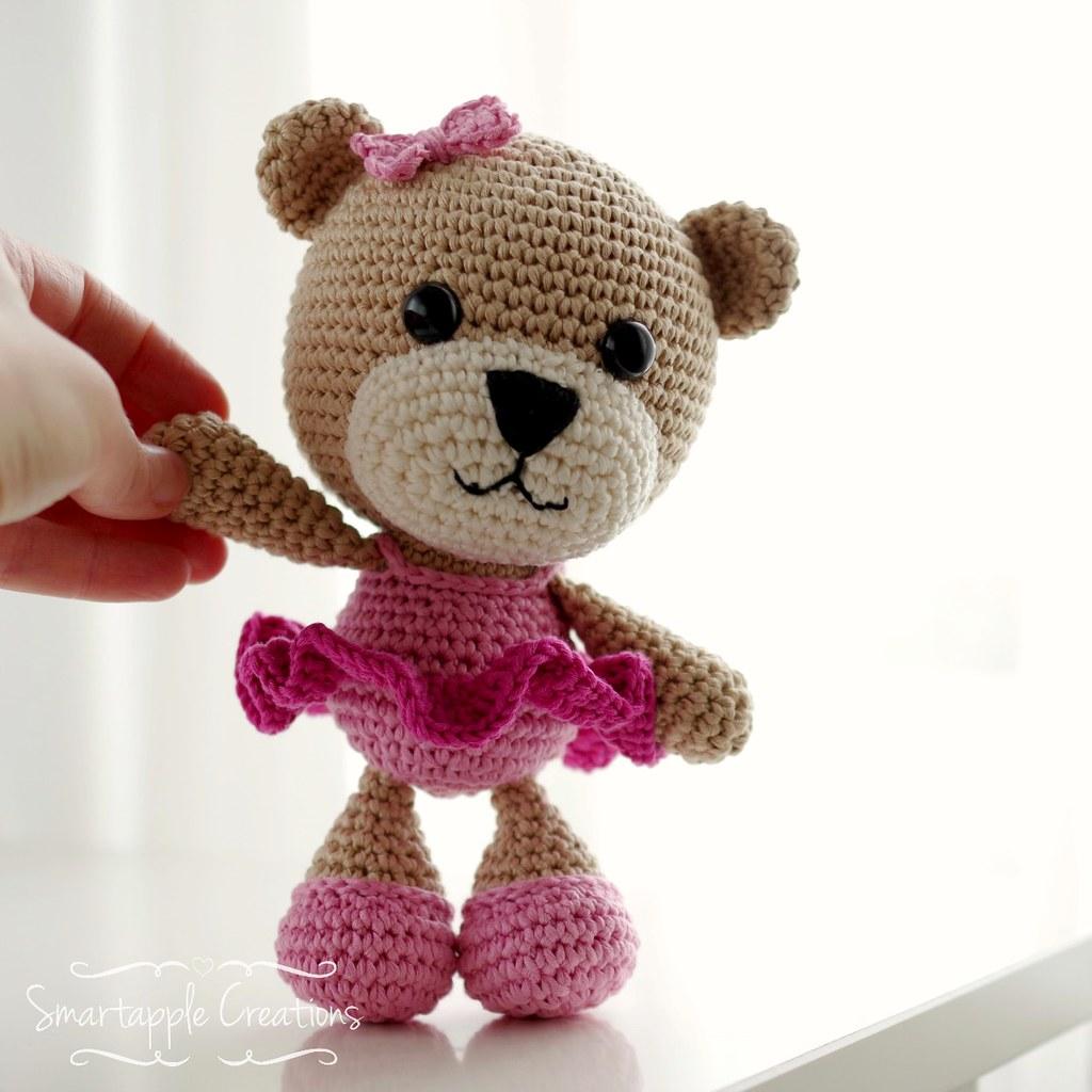 Small bear pattern | 1024x1024