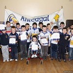 U8 Boys - 2011 Youth Presentation night