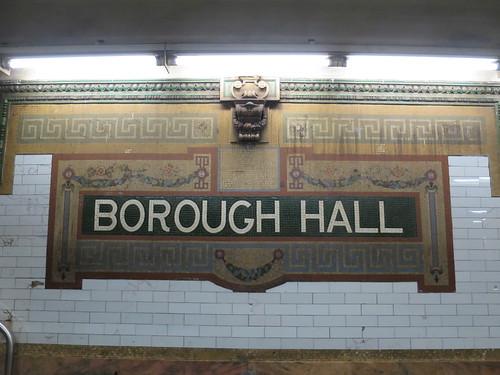 Borough Hall   by Anetq
