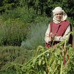 Edith a medieval farmer