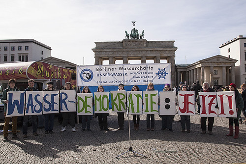 Weltwassertag | by European Water Movement Images