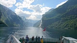 Geirangerfjord | by alanchen