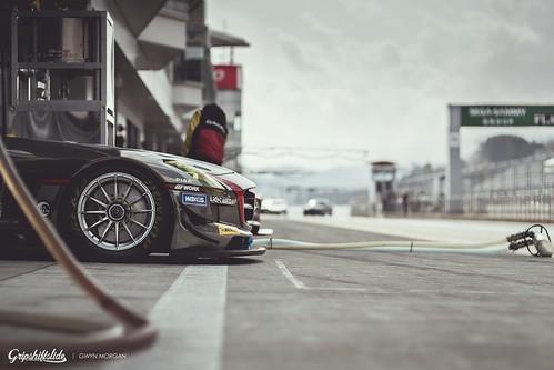 Garnier SLS AMG x Fuji Speedway | by Gwyn Morgan (Gripshiftslide.com)