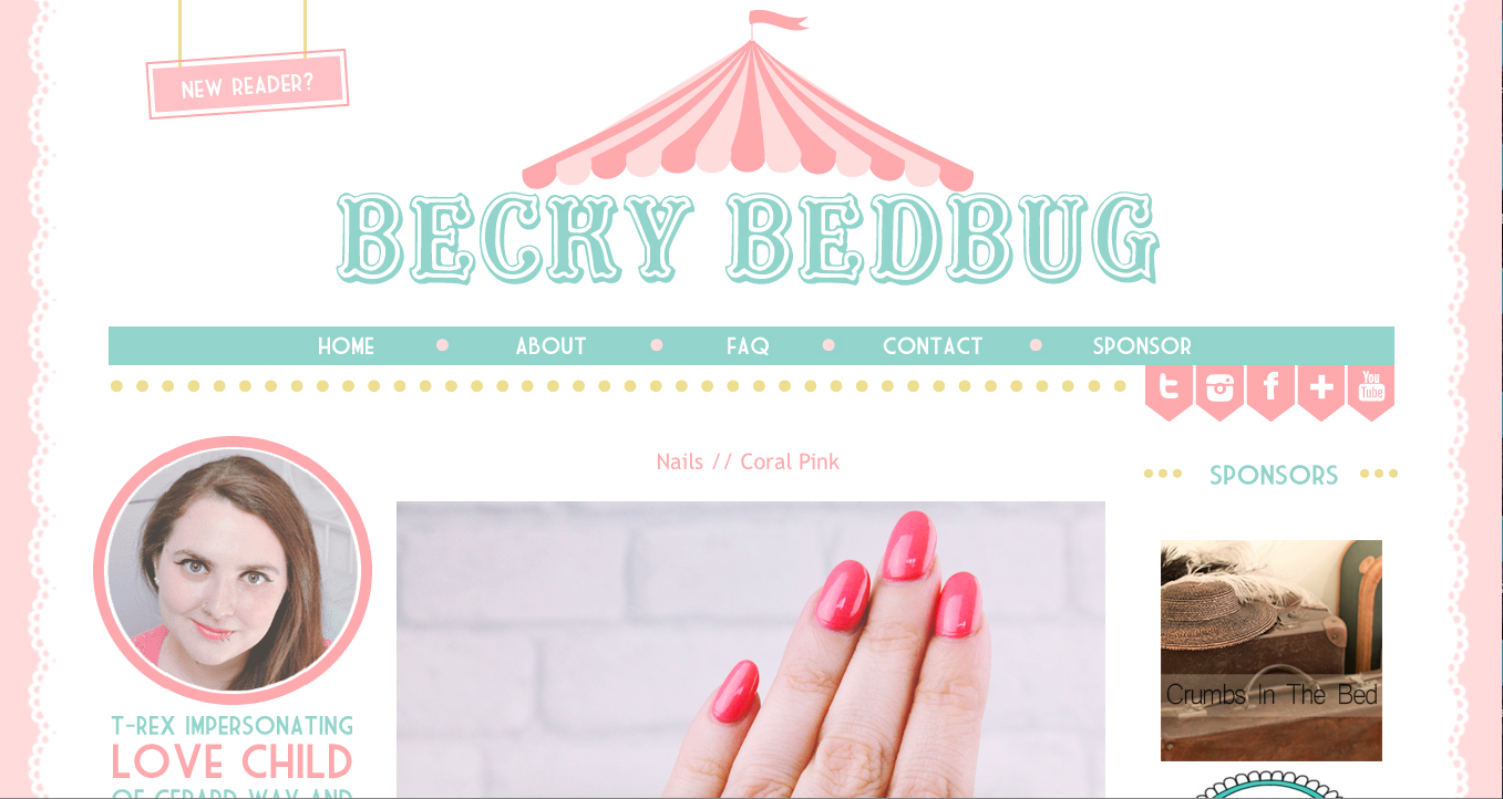 #BEDM Day 6: Blogger Love