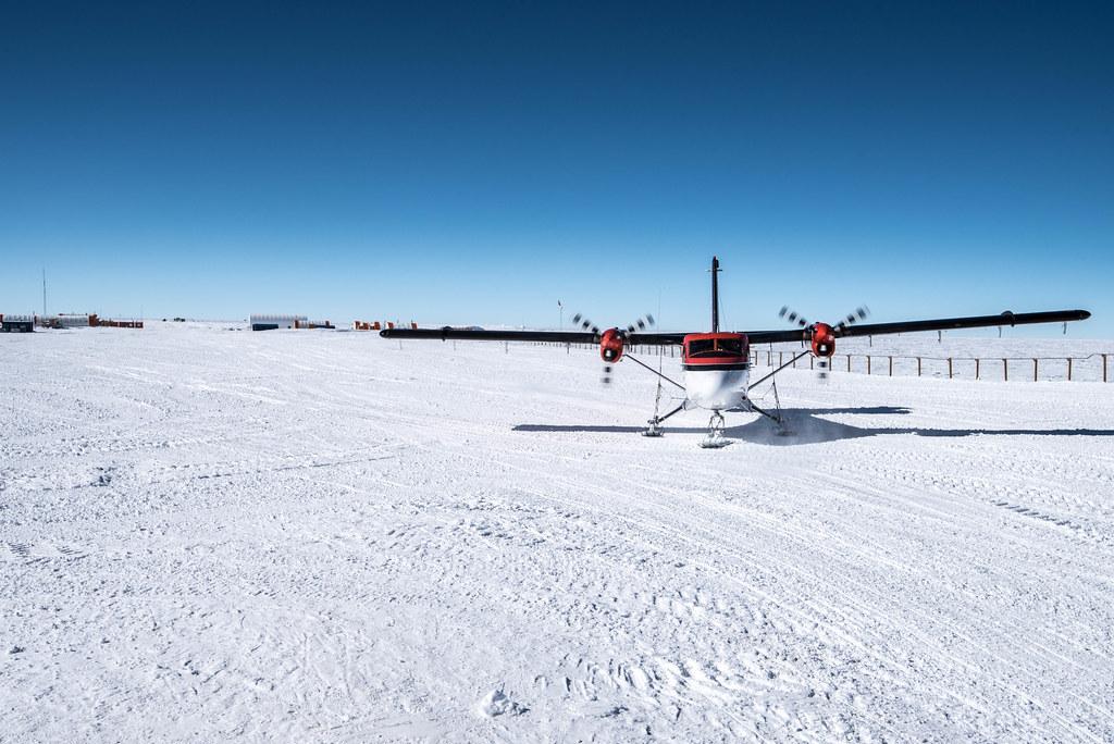 Basler aircraft