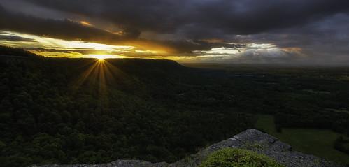 upstateny nature nikon d5100 sunset albany catskills newyork thacher landscape