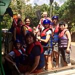 10 Viajefilos en Sri Lanka. Rafting 02