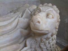 Elizabeth Plantaganet's lion