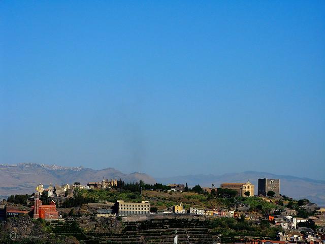 Paternò (Sicily) - La collina storica