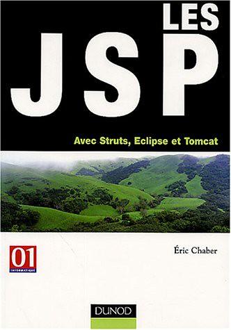 Les JSP, par Eric Chaber