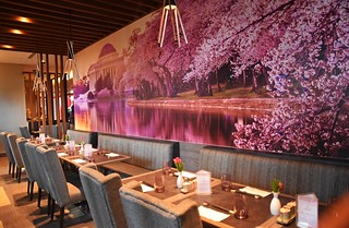Bai Hotel Cebu - Ume - Interior Cherry Blossom | by thetreasuretracker