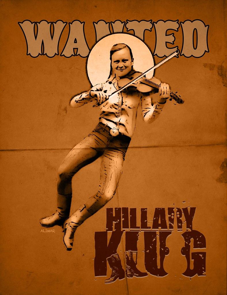 Hillary Klug Logo & Poster   A D Ligammari II   Flickr Hillary Klug
