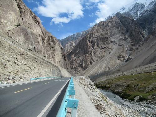Karakoram Highway   by D-Stanley