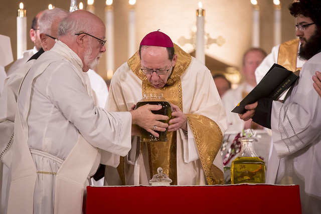 Church takes 'sense'able approach for Holy Week Masses | The