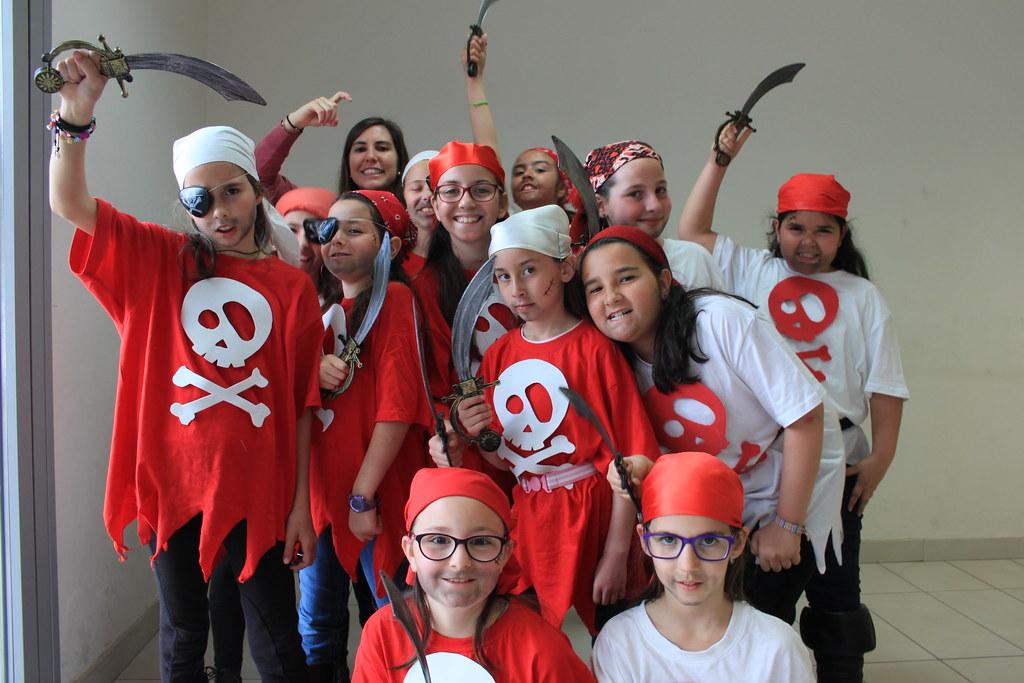 Erica y los piratas