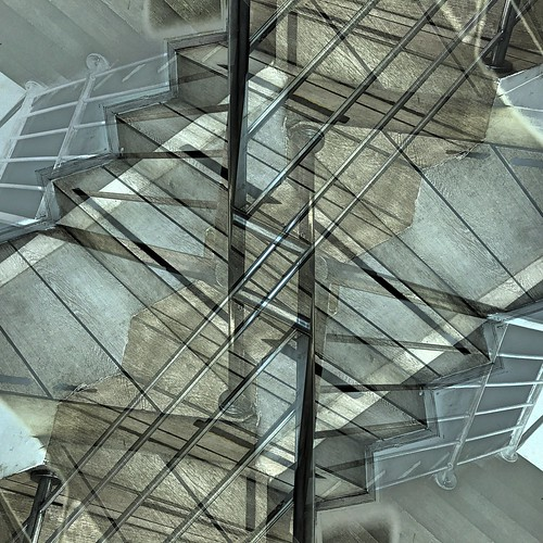 stainlesssteel stairs hdrcomposite 2exhdr 2exposures greatphotopro valparaiso chile square abstract abstractcomposite abstractreality viñadelmar