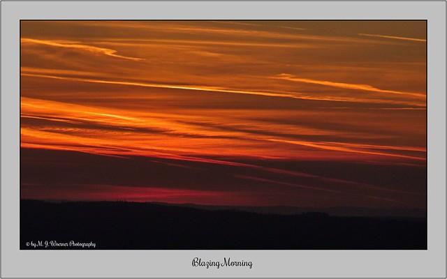 Blazing Morning 03 / 14