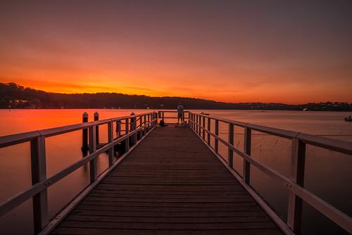 cronulla dusk fall landscape lillipilli longexposure nikond610 sunset sydney water