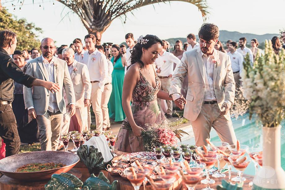 Fotos do evento CASAMENTO JULIANA E JOÃO em Buffet