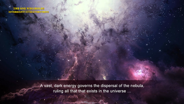 Who Is the Ruler of the Universe?