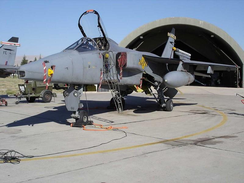 Jaguar GR.3 2