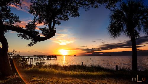 ocean autumn sunset vacation usa fall collage landscape pier timelapse october holidays meer sonnenuntergang florida urlaub herbst bluesky amerika reise palmen crystalbeach triggertrap
