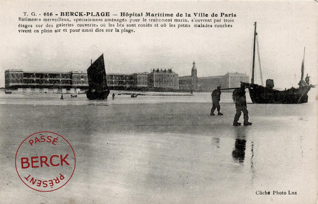 Hôpital Maritime de la ville de Paris