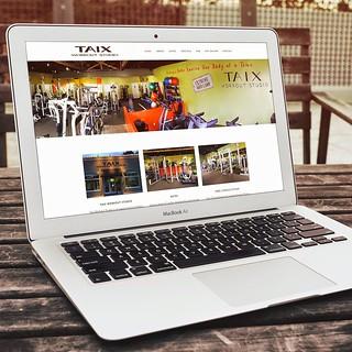 New website launched for awesome workout studio @taixworkoutstudio in #LaCanada 💪💪💪 #webdesign #wordpress #graphicdesign #logodesign #socialmediabranding #socialmedia #webhosting #googleapps #seo #ppc #marketing #glendale #caspianserv | by caspianservices