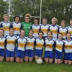 2012 U16 girls