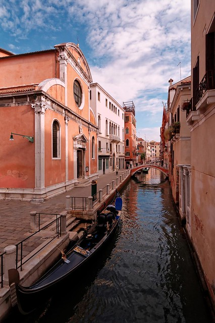 Venice / Campo di San Felice