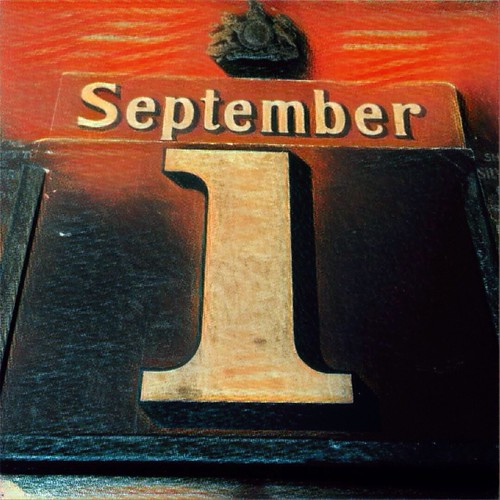 Today is September 1st | by Howdy, I'm H. Michael Karshis