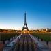 Une heure de Parisien by Zed The Dragon