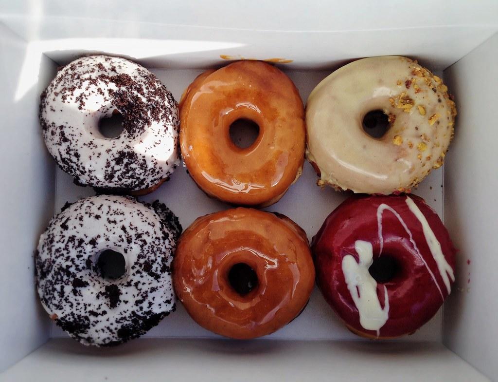 Suzy Q Doughnuts