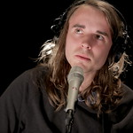 Mon, 09/03/2015 - 2:21pm - Andy Shauf Live in Studio A, 3.9.2015 Photo by Deirdre Hynes