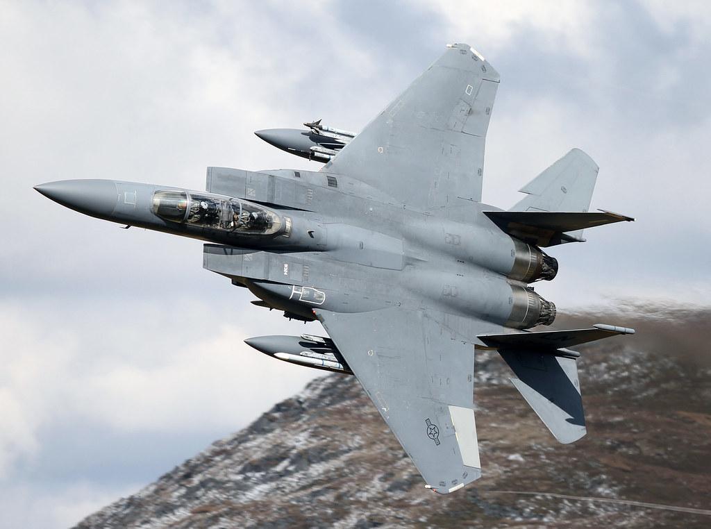 McDonnell Douglas Strike Eagle F-15E LN AF91324 0281