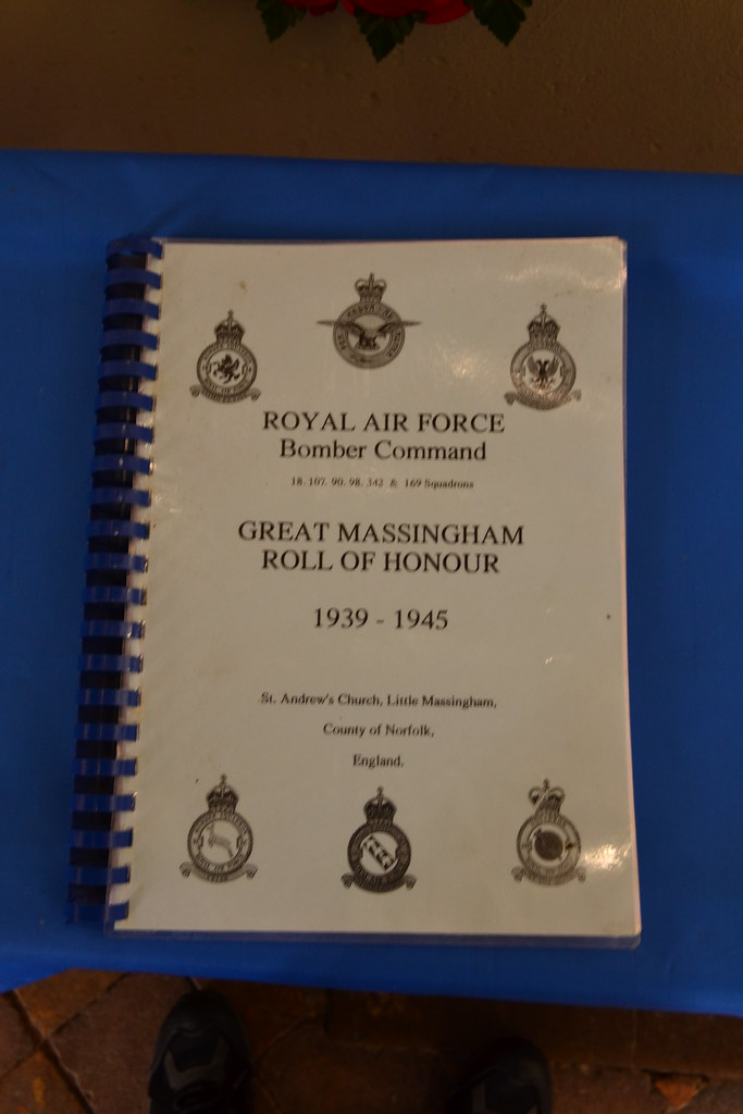 RAF Great Massingham