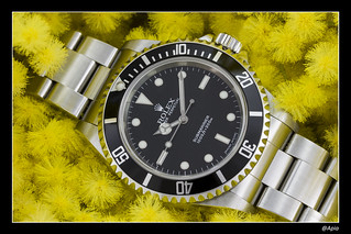 Rolex Submariner 14060M | by Apiacreations