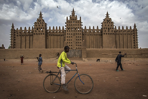 Daily Life in Djenné, Mali | by United Nations Photo