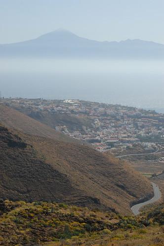 Teide a San Sebastian