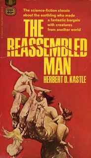 Gold Medal Books R2041 - Herbert D. Kastle - The Reassembled Man