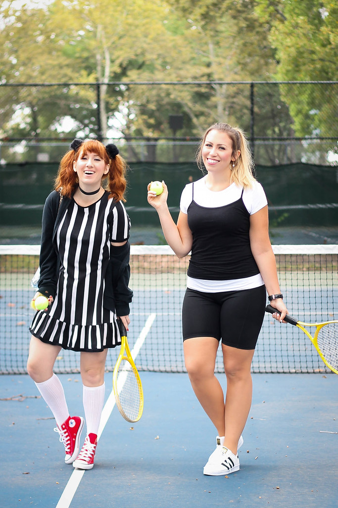 Cher Amber Clueless Movie Tennis 90s Halloween Costumes Flickr